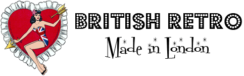 British Retro Logo