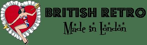 British Retro Logo