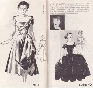 British Retro - 50s dresses