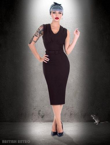456982ef Little Black Dress | 1950s Vintage | British Retro