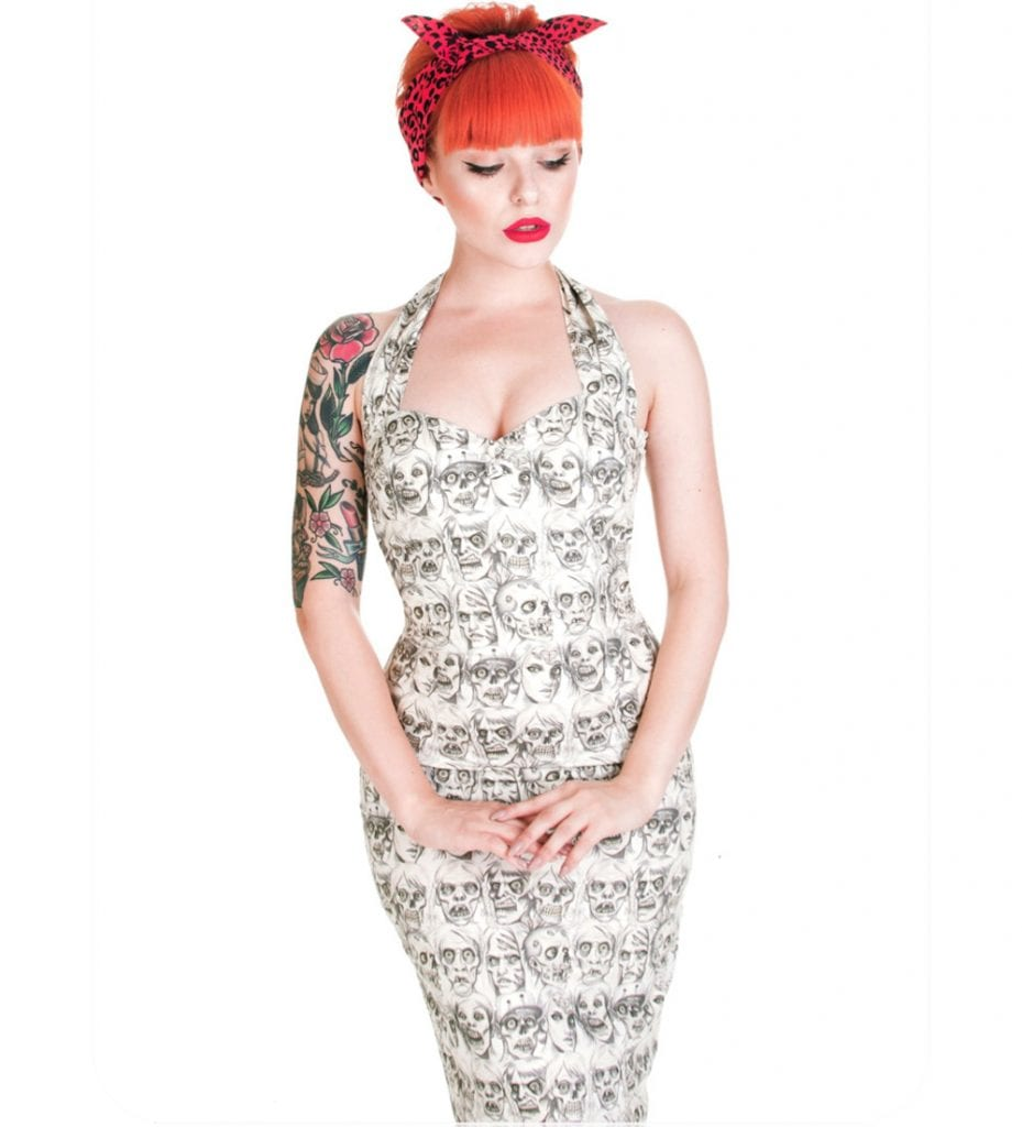 British Retro - pencil dresses, wiggle dresses, 50s pencil dresses, fitted dresses, retro clothing