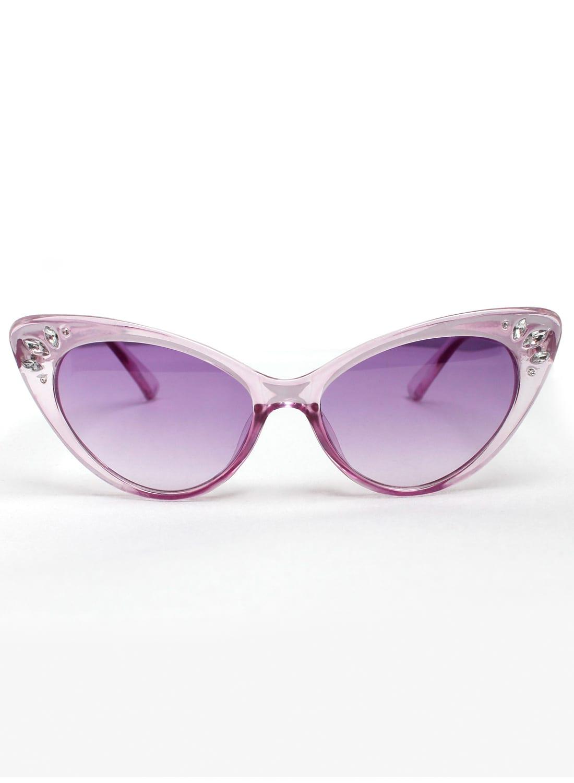 69dd2d7d06b2a JoJo Lilac 50s Sunglasses - British Retro