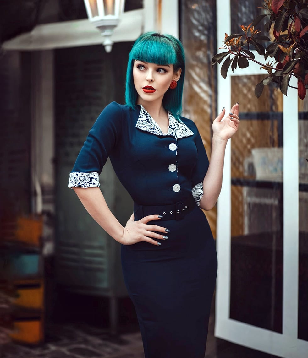 British Retro - vintage inspired clothing, unique retro clothing, retro dresses, vintage dresses, retro clothing