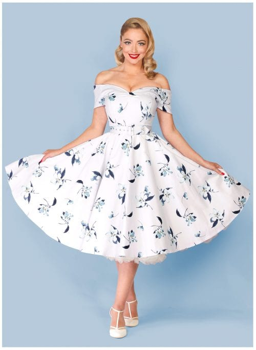 fb447ee4eb70 Buy 1950's Full Circle Dresses Online - British Retro