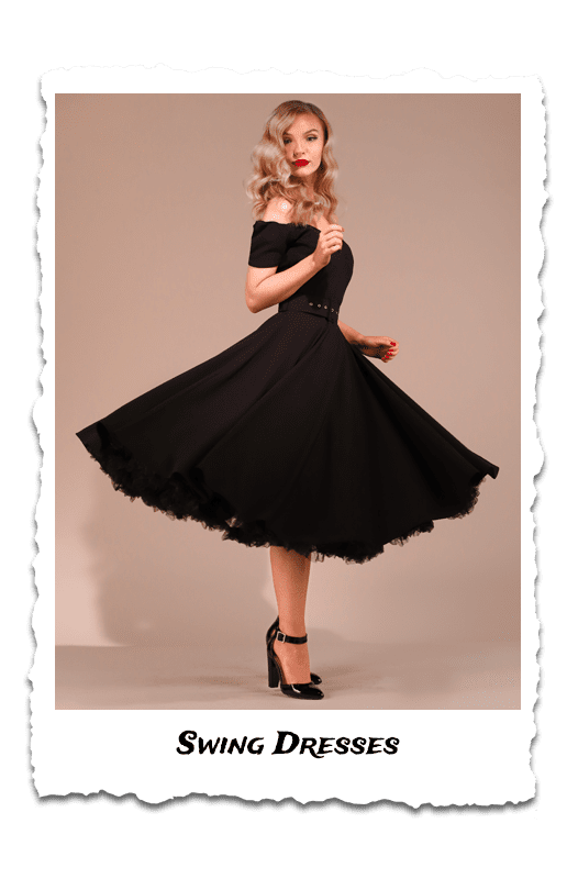 1950s Vintage Dresses 50s Vintage Inspired Clothing