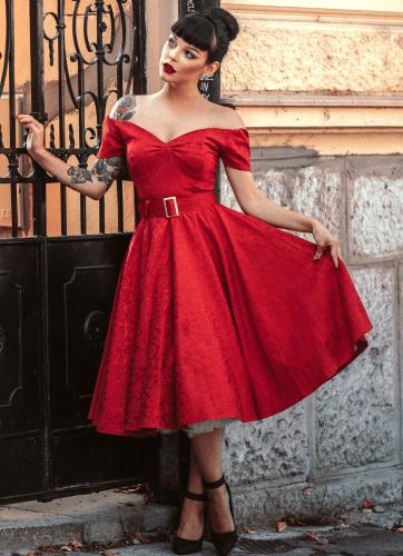British Retro Vintage Fashion - Are They Real?