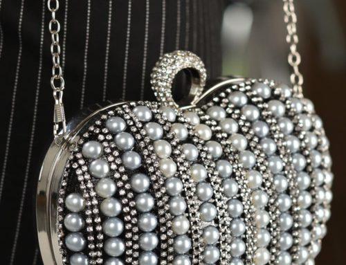 All the lovely handbags…